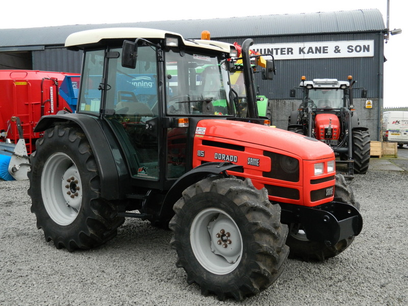 Used Tractors Category